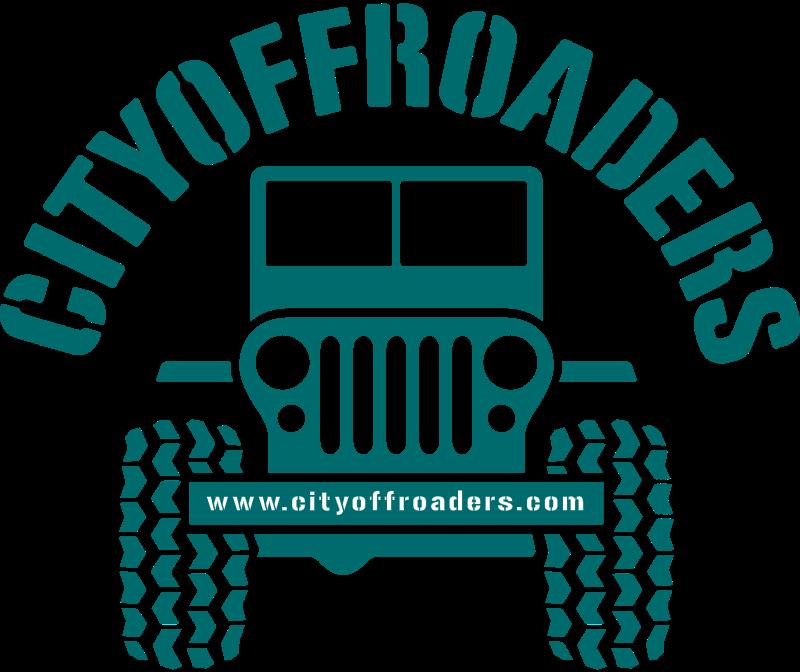 CITYOFFROADERS vector logo