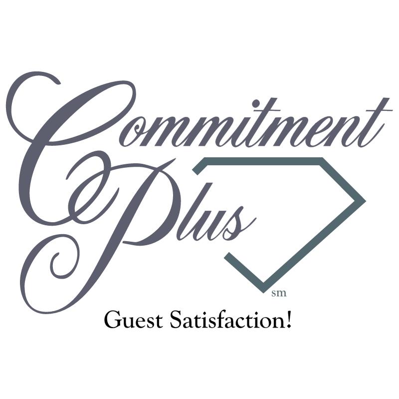 Commitment Plus vector