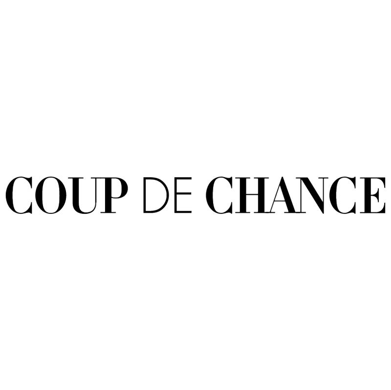 Coup De Chance vector logo
