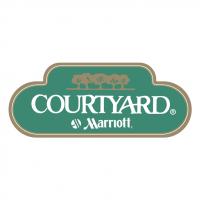 Courtyard vector
