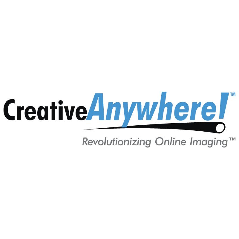 CreativeAnywhere! vector