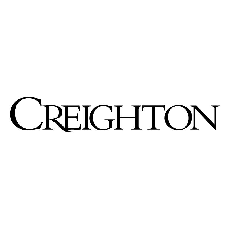 Creighton University Magazine vector