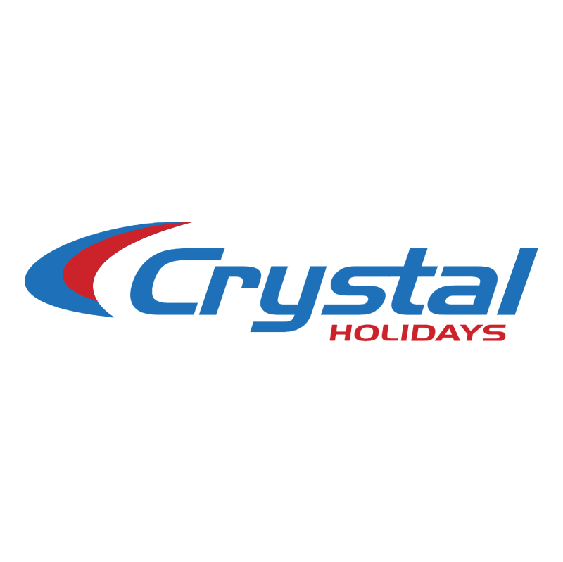 Crystal Holidays vector
