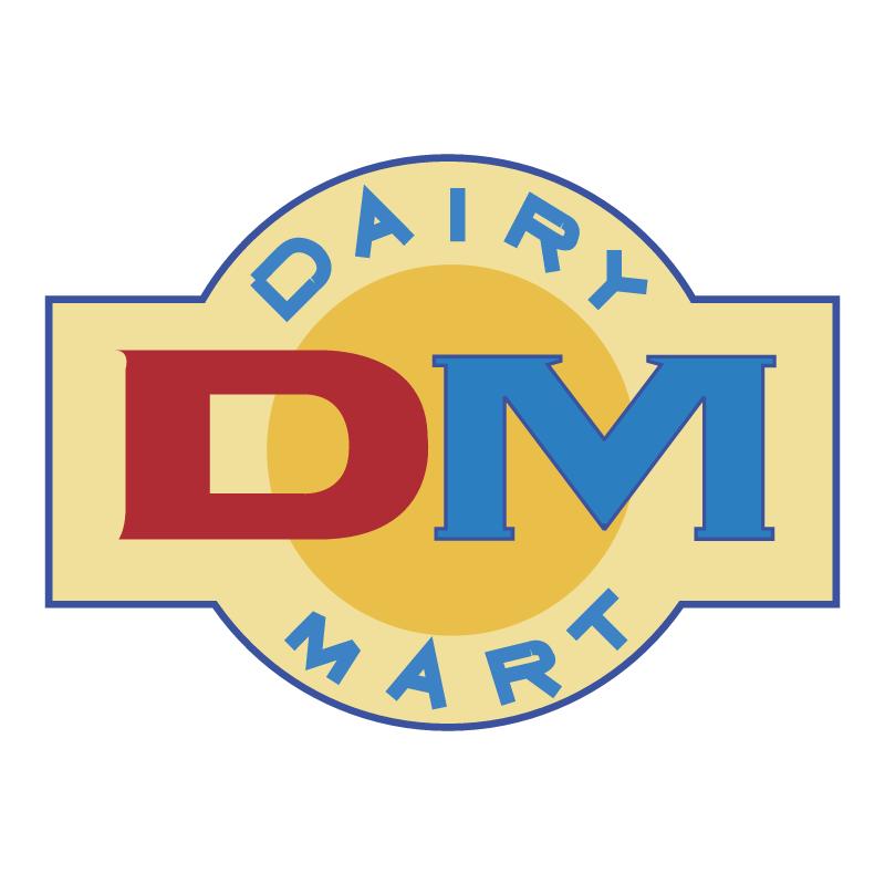Dairy Mart vector
