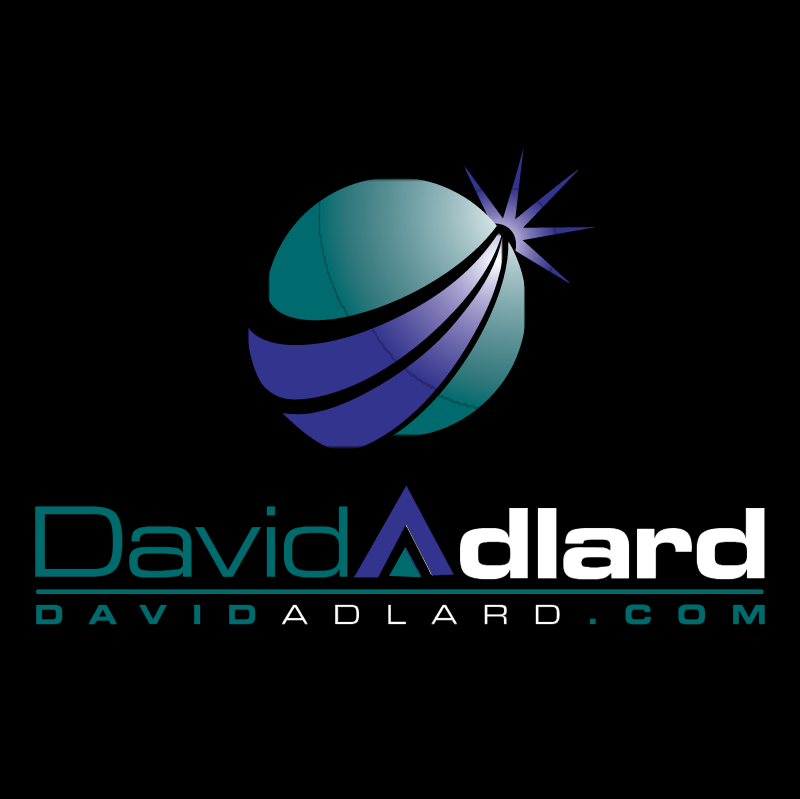 David Adlard vector logo