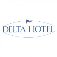 Delta Hotel Vlaardingen vector