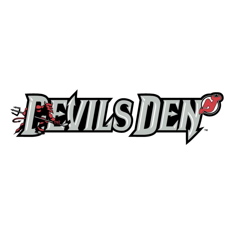 Devils Den vector
