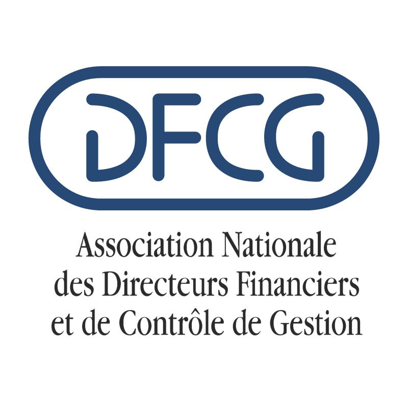 DFCG vector logo