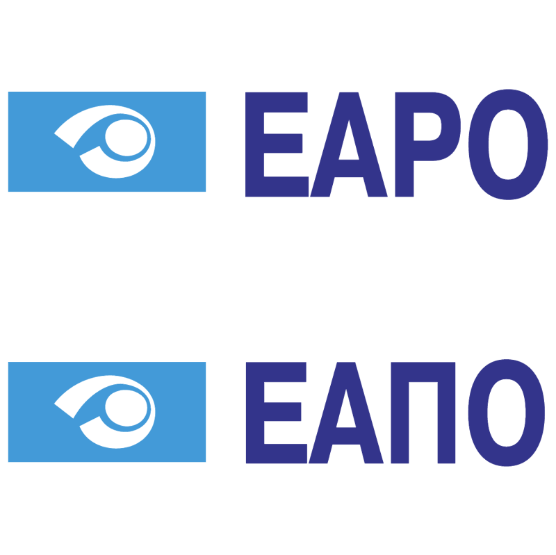 EAPO The Eurasian Patent Organization vector logo