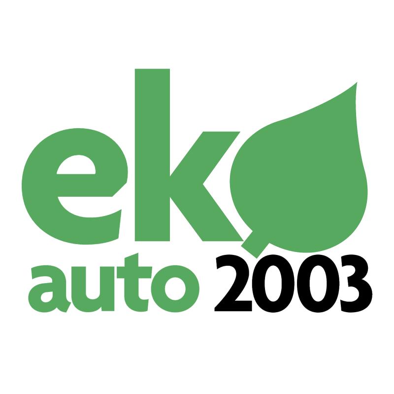 EkoAuto 2003 vector