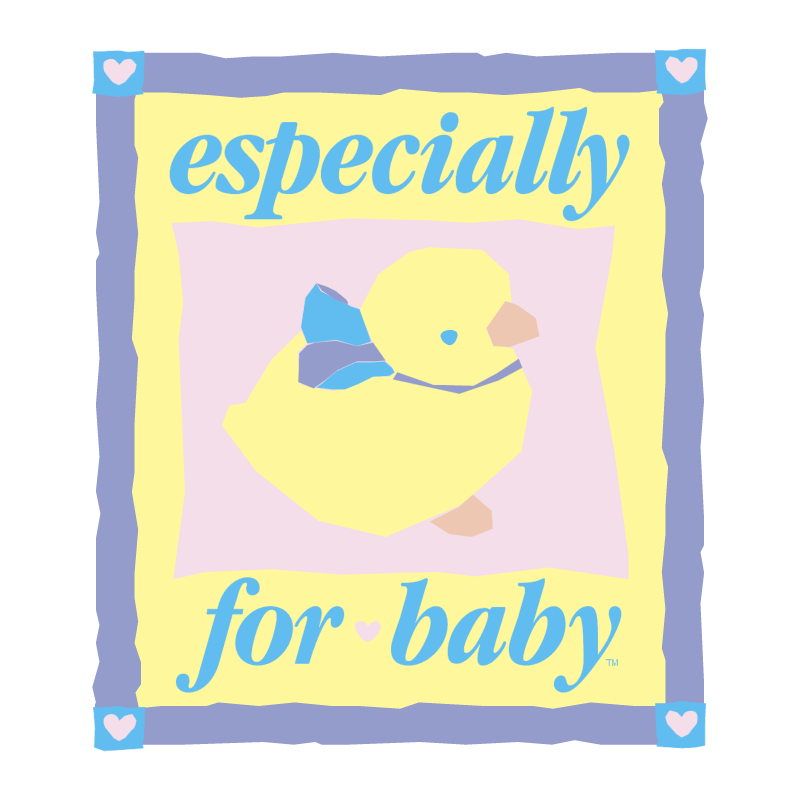 Especially For Baby vector