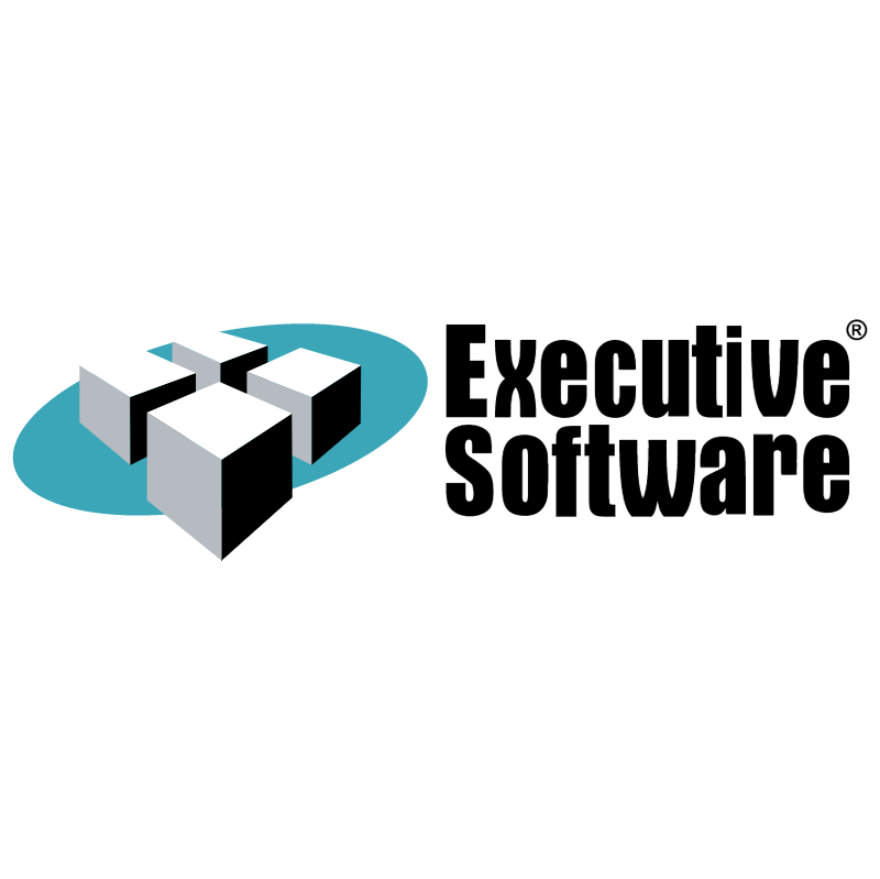 Executive Software vector