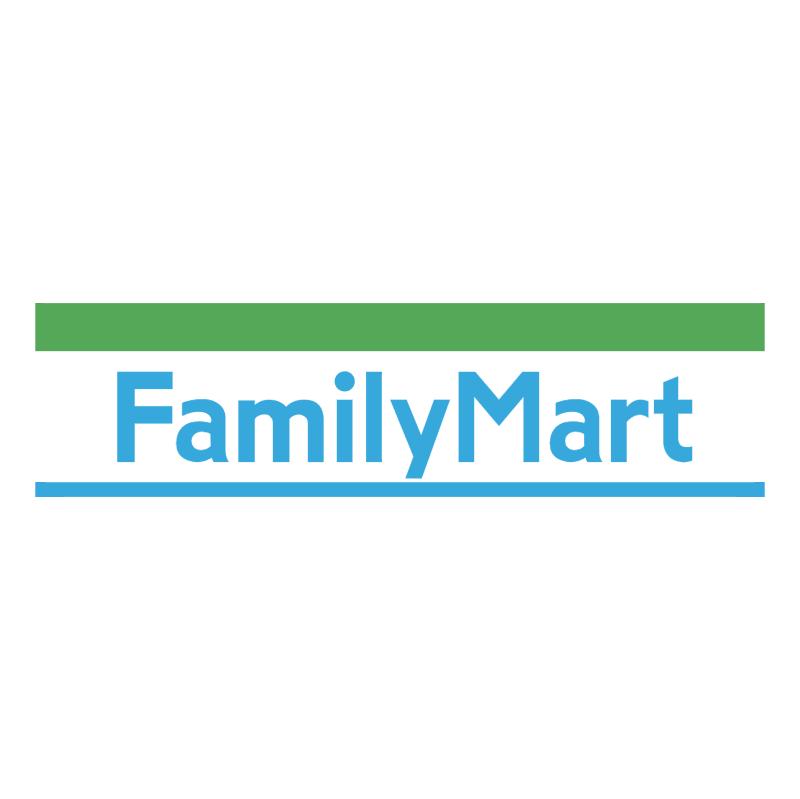 FamilyMart vector
