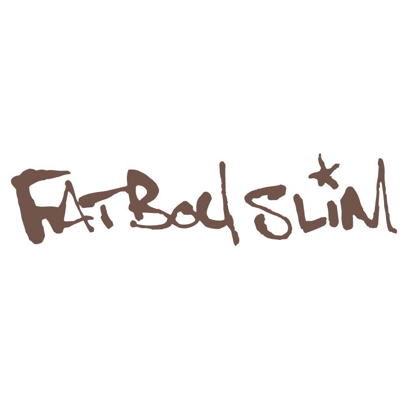 Fat Boy Slim vector