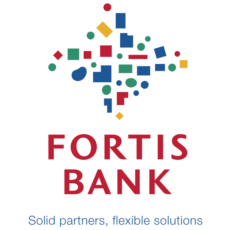Fortis Bank vector
