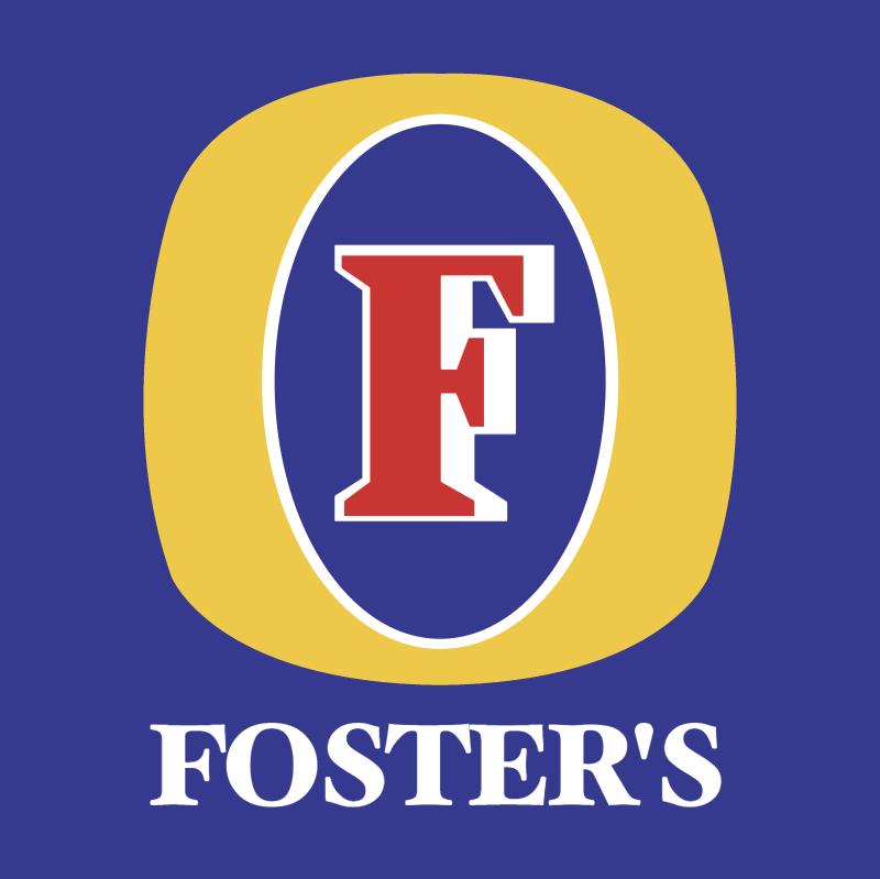 Foster's vector logo