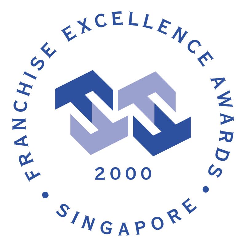 Franchise Excellence Awards vector logo