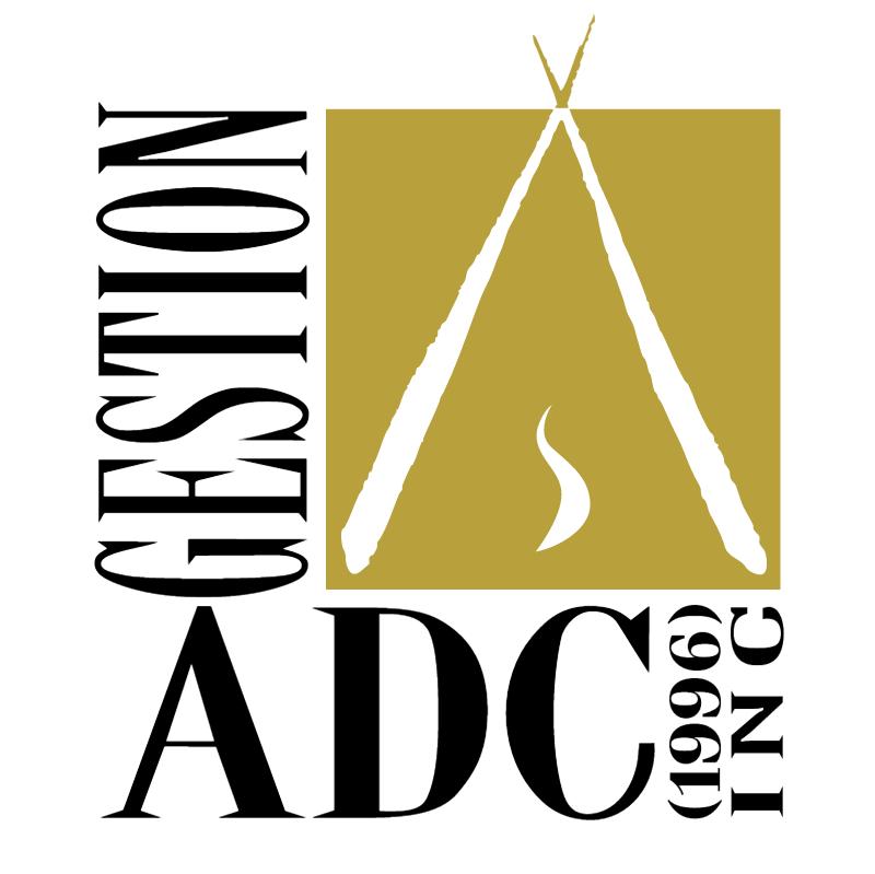 Gestion Adc vector logo