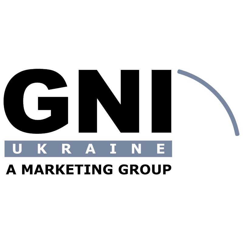 GNI Ukraine vector logo