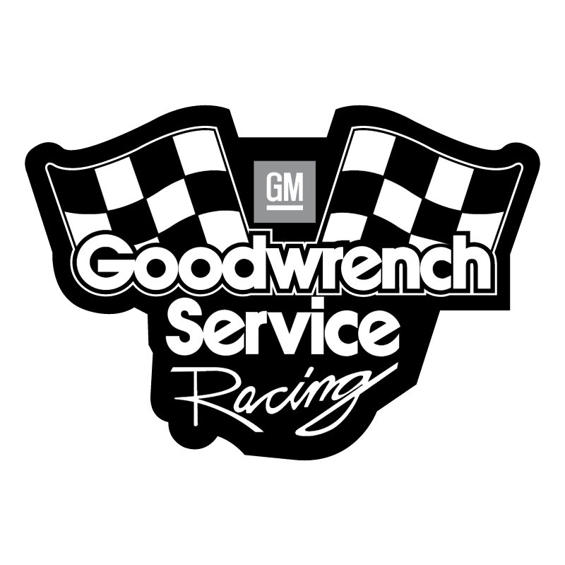 Goodwrench Service Racing vector