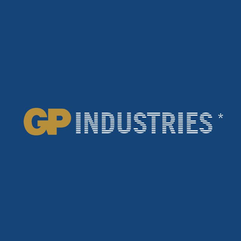 GP Industries vector