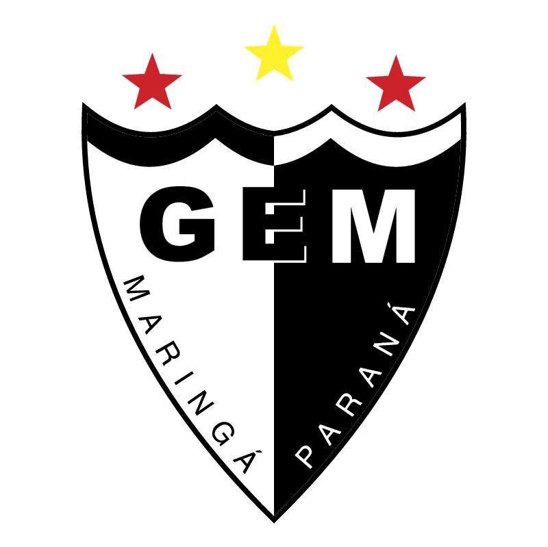 Gremio de Esportes Maringa PR vector logo