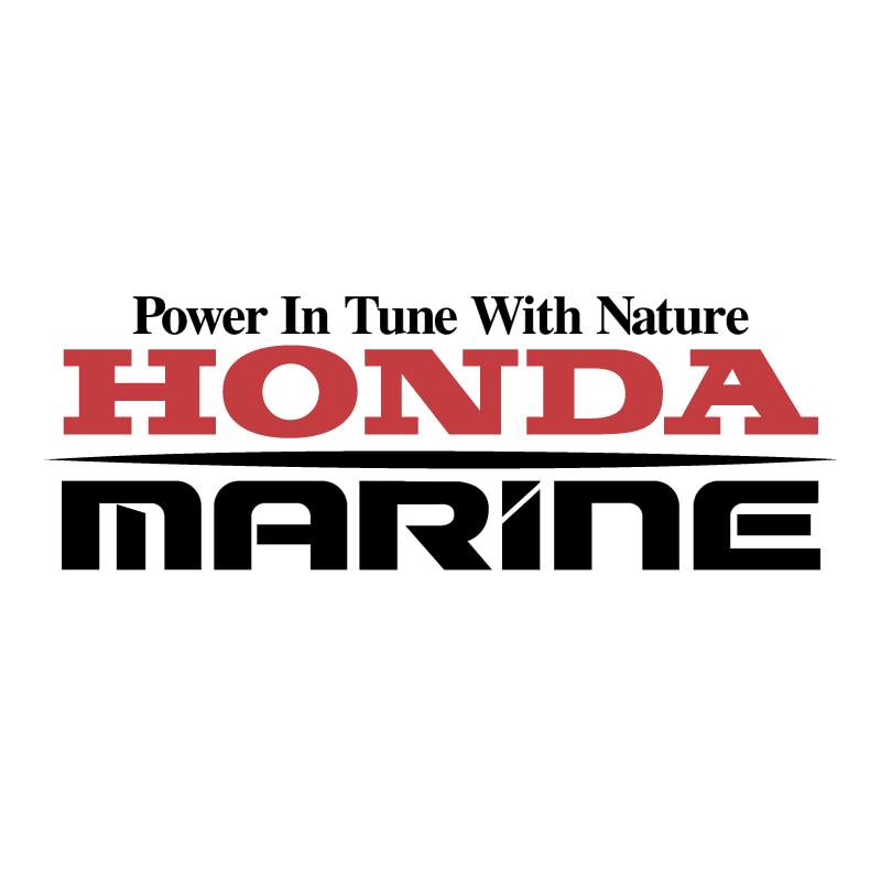 Honda Marine vector