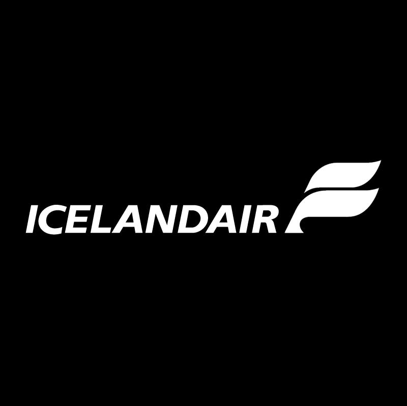 Icelandair vector