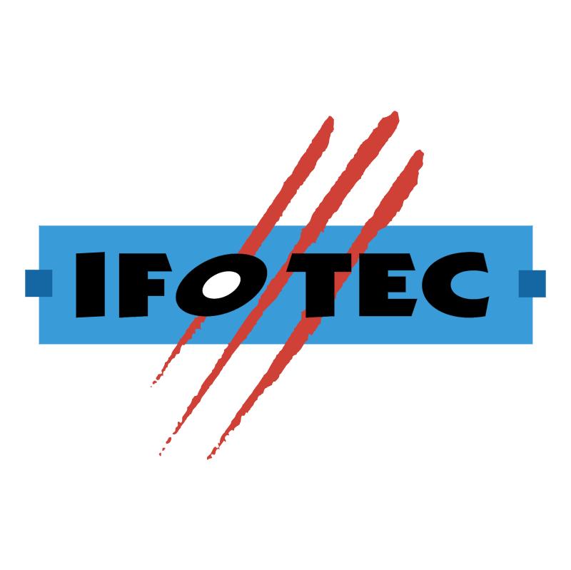 Ifotec vector logo