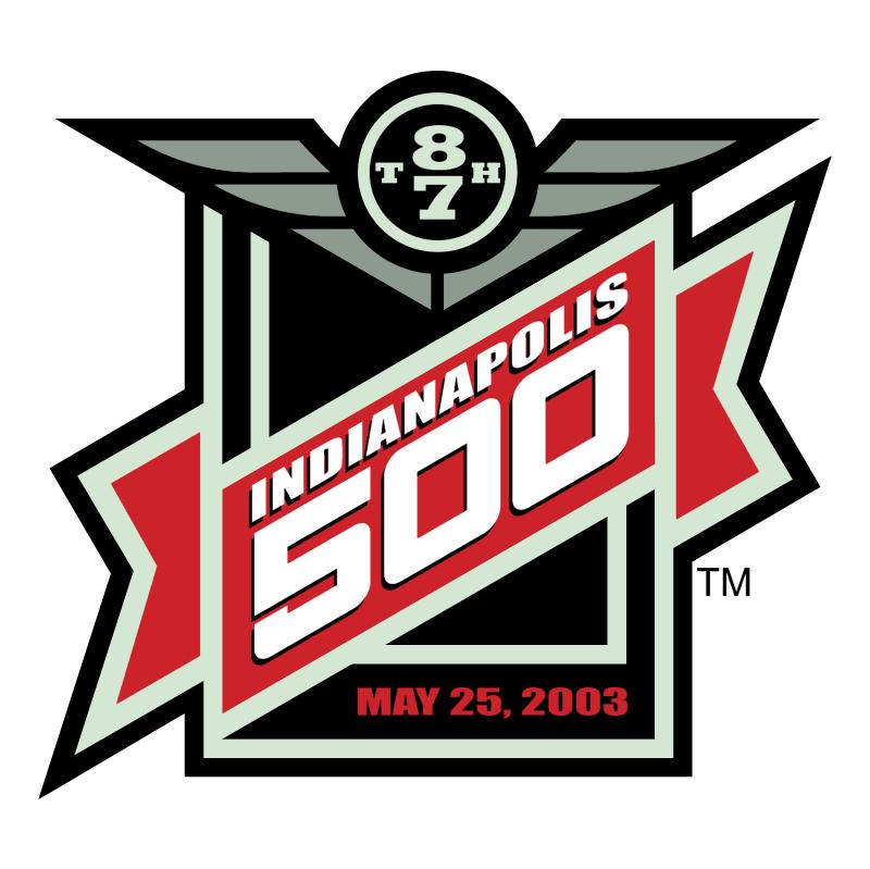 Indianapolis 500 vector