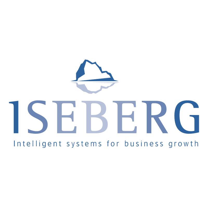 Iseberg vector logo