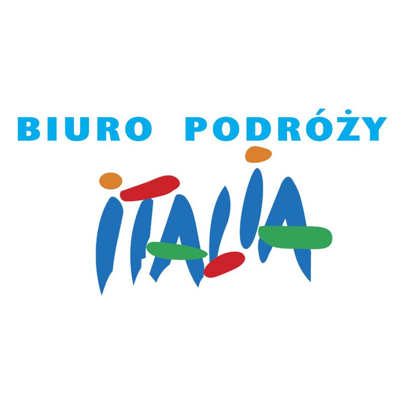 Italia Biuro Podrozy vector