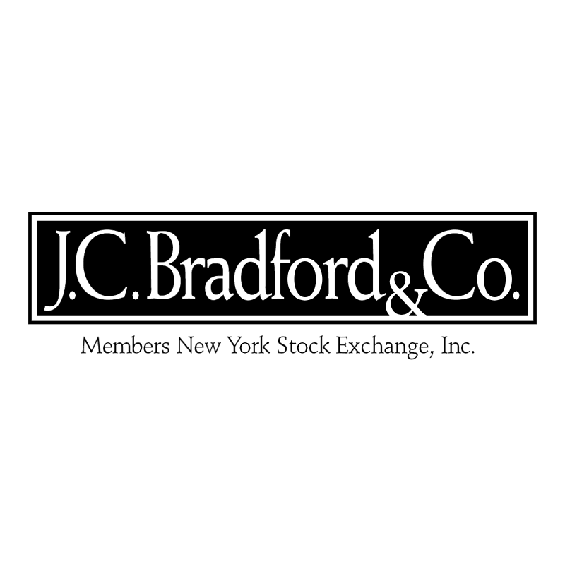 J C Bradford & Co vector logo