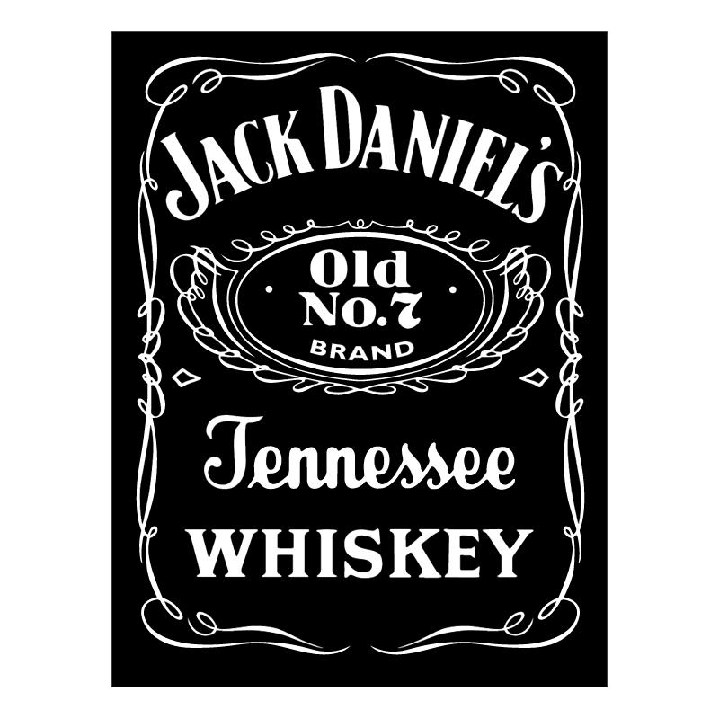 Jack Daniel's vector