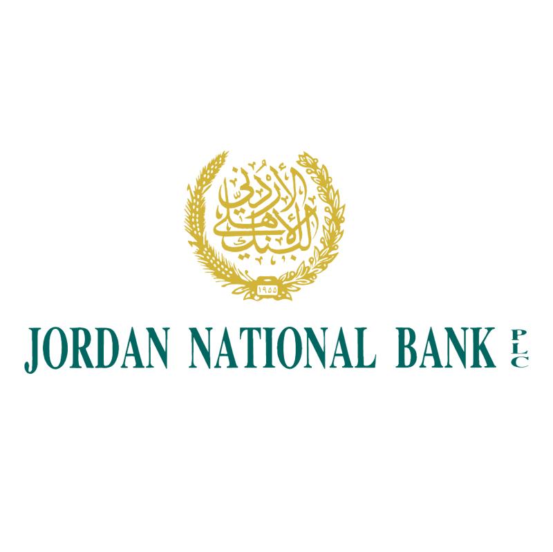 Jordan National Bank vector logo