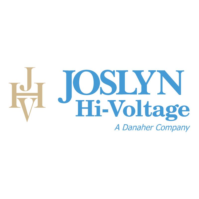 Joslyn Hi Voltage vector