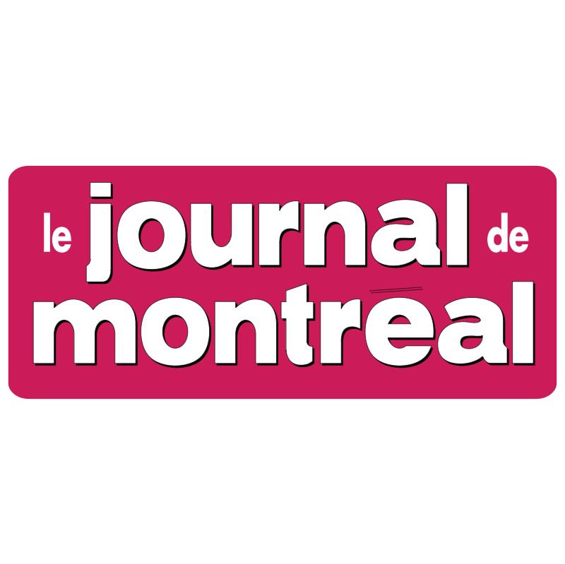 Journal de Montreal vector