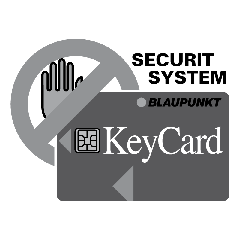 KeyCard vector