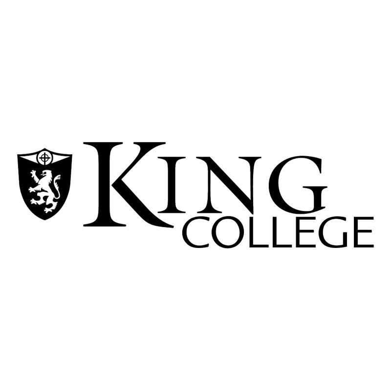 King College vector logo