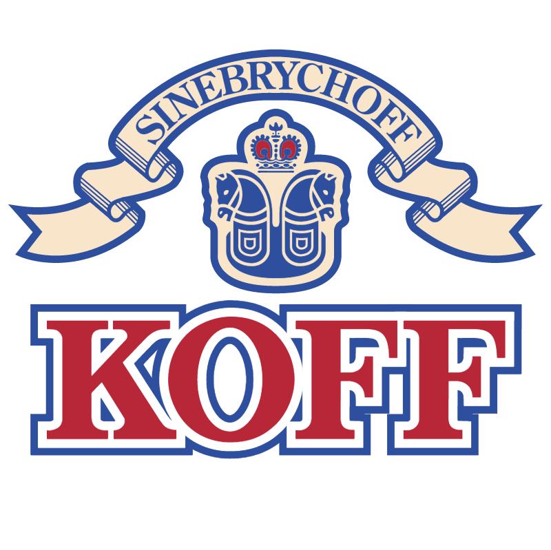 Koff vector logo