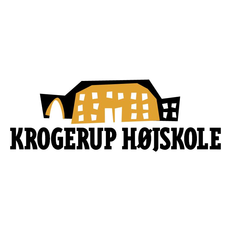 Krogerup Hojskole vector
