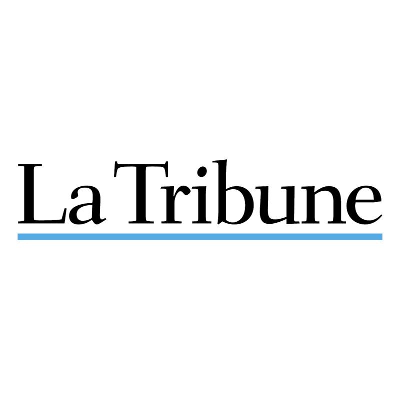 La Tribune vector
