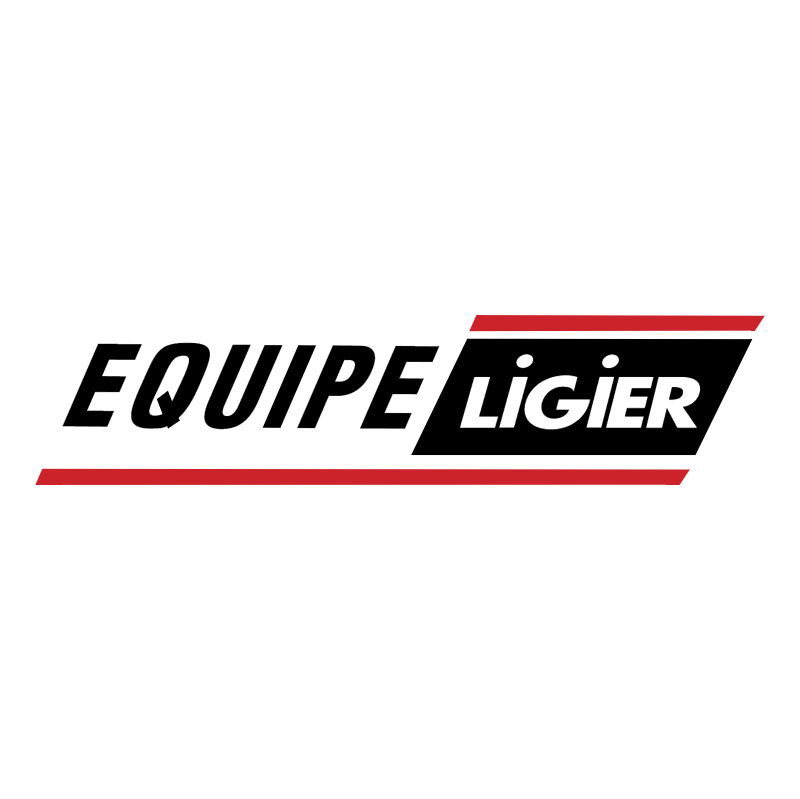 Ligier F1 vector logo