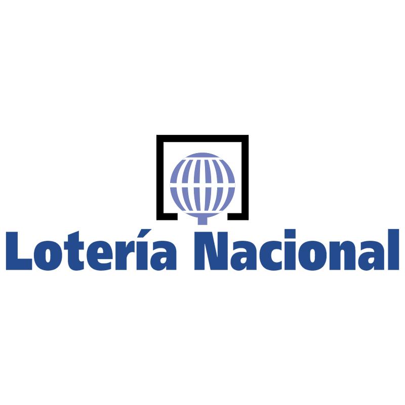 Loteria Nacional vector