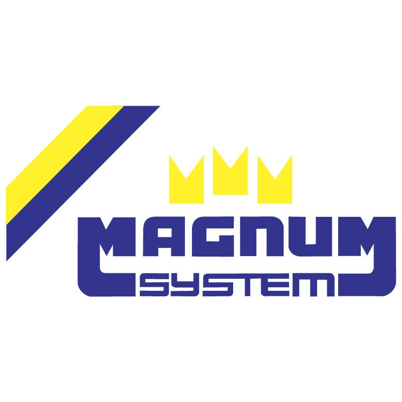 Magnum System vector