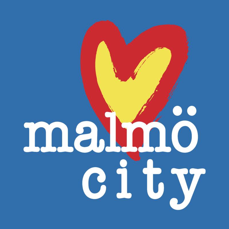 Malmo City vector