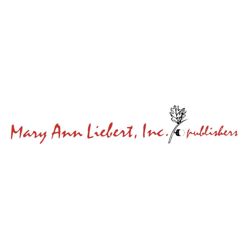 Mary Ann Liebert vector