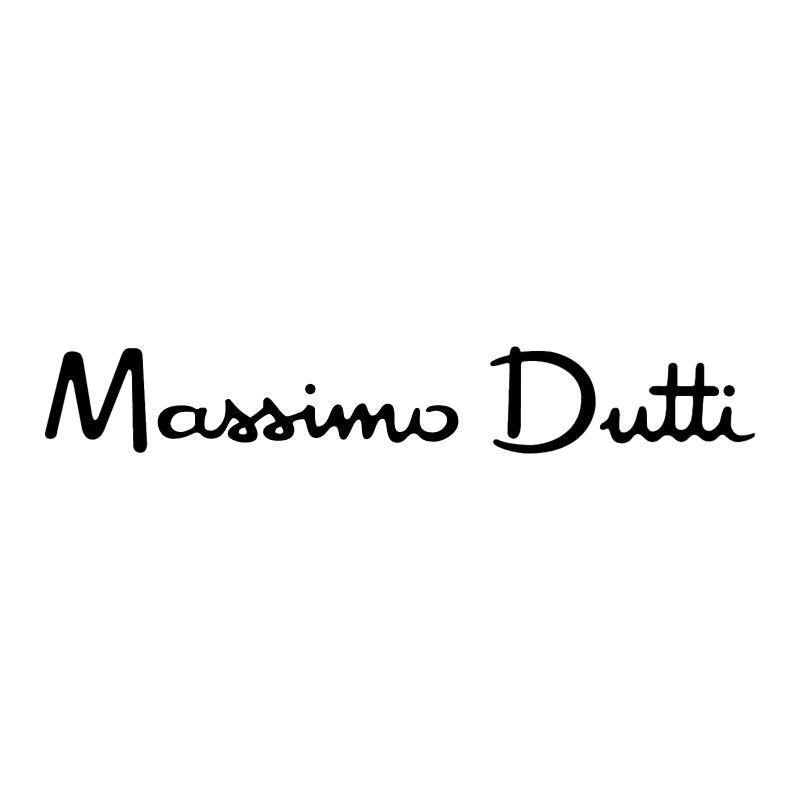 Massimo Dutti vector