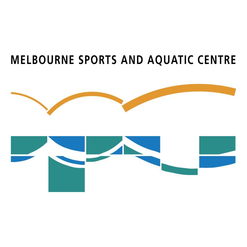 Melbourne Sports and Aquatic Centre vector