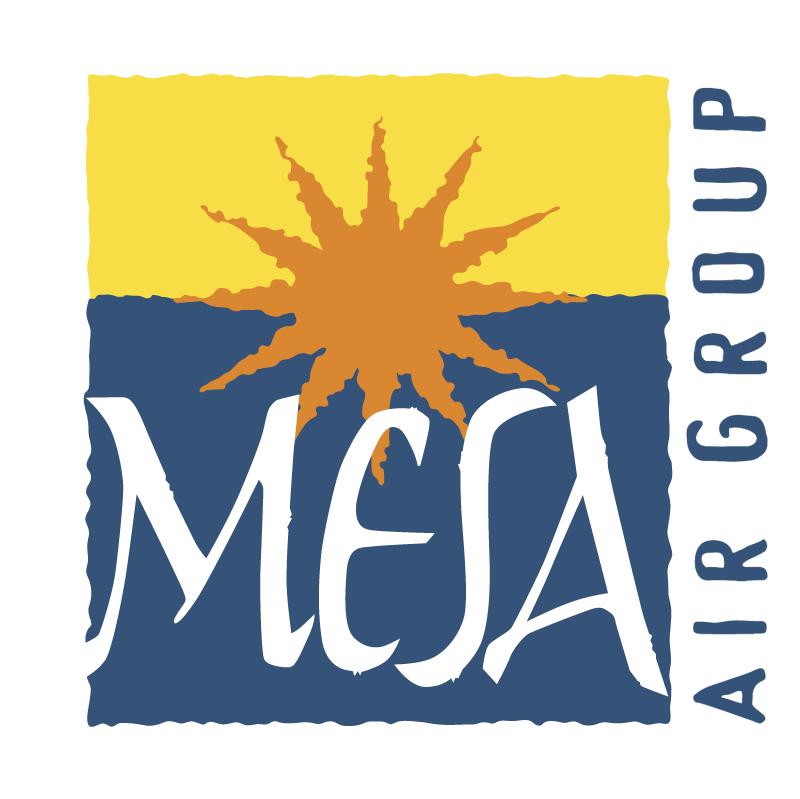Mesa Air Group vector
